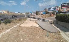 Arrancan las obras del nuevo acceso a Portada Alta y Teatinos desde la autovía