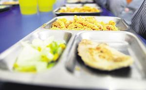 Educación ampliará a las empresas locales la gestión de los comedores escolares