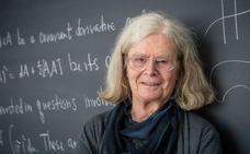 Karen Uhlenbeck, la primera mujer que gana el considerado Nobel de matemáticas