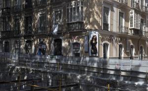 Nebro cierra su peluquería de la Alameda asfixiado por las obras del Metro