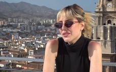 Natalia de Molina: «Creo que ya no estoy aquí por suerte, sino por esfuerzo y trabajo»