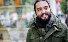 El escritor Juan Jacinto Muñoz Rengel, en 'Un café cargado de lecturas'