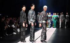 Jotaro Saito presenta su nueva colección en la Tokyo Fashion Week