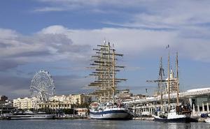 Arranca la temporada alta de cruceros en Málaga con la previsión de 180.000 pasajeros