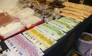 Desarticulada en Marbella una red de narcos dedicada a la venta de drogas en moto