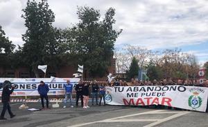 Los funcionarios de la prisión de Alhaurín secundan el paro nacional por la agresión de Soto del Real