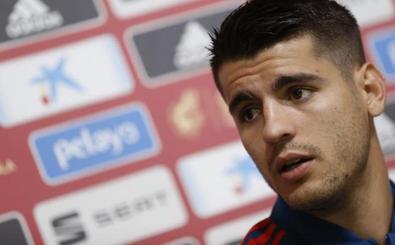 Morata: «Nuestro sueño es volver a ganar un título con España»