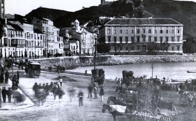 Dos siglos de gobernadores civiles de Málaga