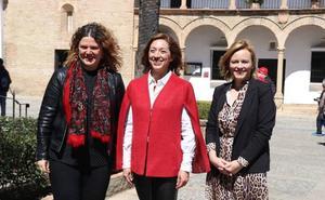 María Dúctor, presidenta de las Damas Goyescas de Ronda