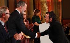 La compañía malagueña Rolabola recibe el Premio Nacional de Circo 2017