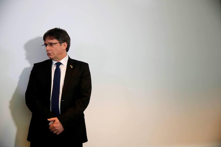 El escolta de Puigdemont, un «asesor» de 60.000 euros al año