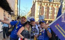 Británicos residentes en Málaga viajarán a Londres para la gran marcha contra el 'Brexit'