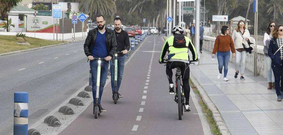 El Puerto será la primera institución en regular el uso de los patinetes en Málaga