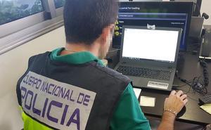 Cae en Málaga la mayor red de piratería del fútbol por televisión desarticulada hasta la fecha en Europa