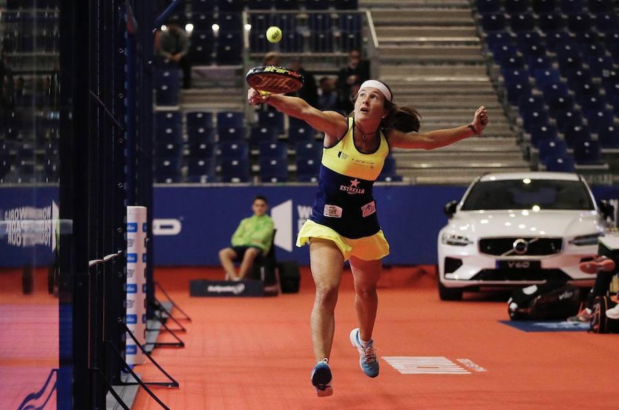 Carolina Navarro se queda a un paso de regresar a unas semifinales del WPT
