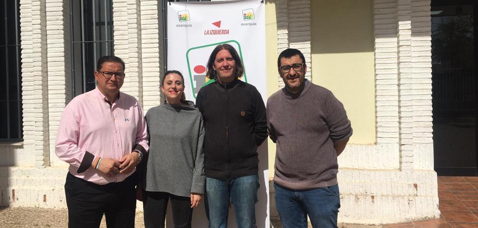 IU estudia demandar al Estado «por dejación de funciones» al no terminar las depuradoras en Málaga