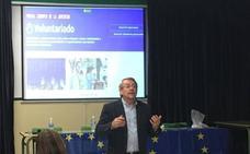 El programa Europa en la Escuela difunde los valores de la UE entre los estudiantes de Mijas