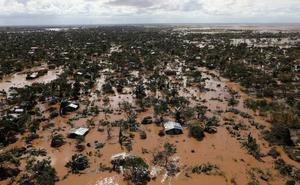 Cerca de 500 muertos y más de 200.000 desaparecidos por el ciclón en África
