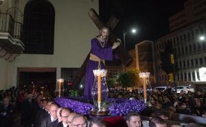 La Archicofradía del Paso y la Esperanza traslada sus imágenes a Santo Domingo
