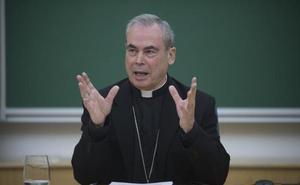 El obispo de Málaga acompañará al papa Francisco en su viaje a Marruecos