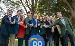 Juanma Moreno afirma que la «primavera» política andaluza llegará España con Casado