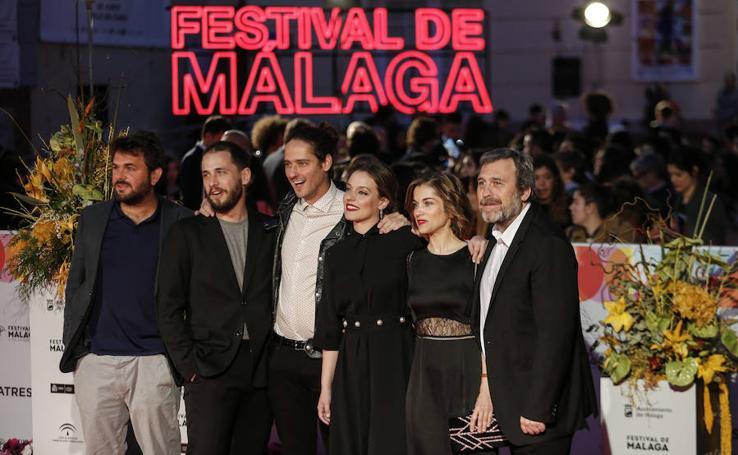 Las mejores imágenes de la alfombra roja y gala de clausura del Festival de Cine de Málaga