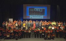 Distinciones a voluntarios y agrupaciones de Protección Civil