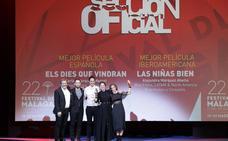 Málaga sella su idilio con el cine catalán