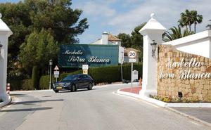 Maniatan a una familia y roban más de un millón en joyas en una mansión de Marbella