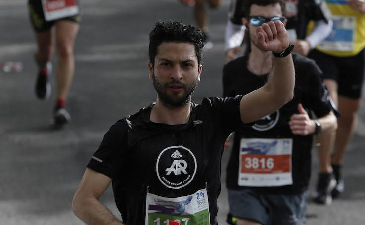 Más fotos de la 29ª Media Maratón de Málaga