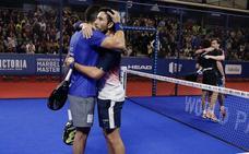 Maxi Sánchez y Sanyo Gutiérrez cumplen y se llevan el primer WPT del año