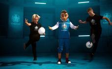 'Skillzy', la mascota de la Eurocopa 2020