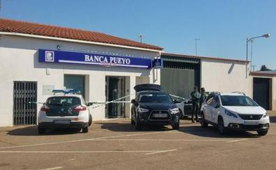El director de un banco de Badajoz, en la UCI tras un atraco