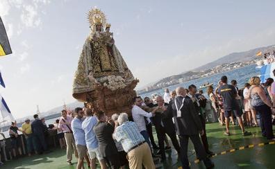 La Archicofradía del Carmen de Málaga aprueba que la procesión marítima sea por la mañana
