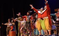 Ganadores del concurso de canto del Carnaval de Torremolinos 2019