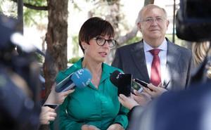 La subdelegada del Gobierno confía en que la depuradora de Nerja pueda activarse antes de que acabe este año