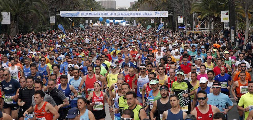 Cambio de ciclo en la Media Maratón