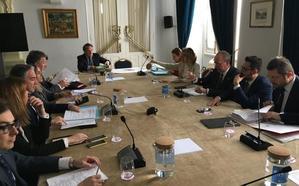 La Junta y el Ayuntamiento de Málaga se comprometen a dar prioridad a los accesos al PTA