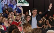 Sánchez pide llenar las urnas de votos del PSOE para evitar una «involución»