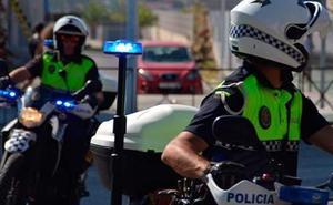 Interceptan en Algeciras un taxi 'pirata' con matrícula de Málaga en el que viajaban tres menores fugados