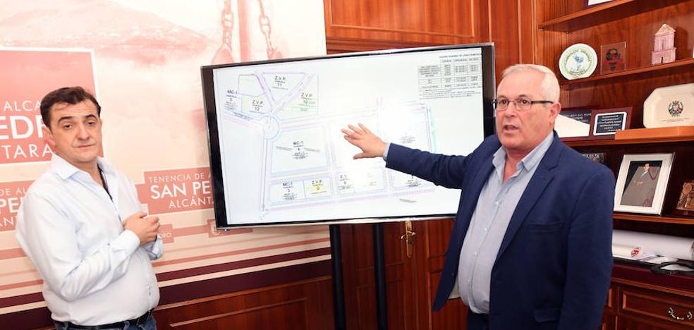 San Pedro desbloquea el desarrollo urbanístico del ensanche Este del distrito