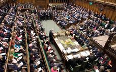 Las normas poco comunes de la sala de máquinas de la política británica