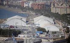La Subdelegación negocia con el Ministerio de Política Territorial para reforzar la plantilla del Puerto de Málaga