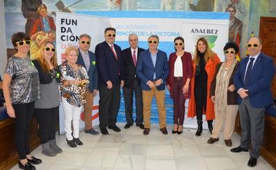 Rincón se une al Festival Solidario 'Soles de Málaga' a beneficio de la Asociación de Alzhéimer ASALBEZ