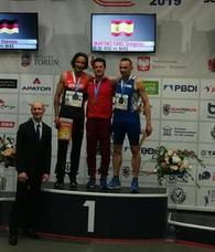 El malagueño Gregorio Martínez, campeón del mundo máster en Polonia