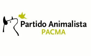 Candidatura del PACMA por Málaga al Congreso de los Diputados