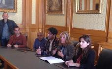 La alcaldesa firma con los sindicatos el protocolo para la evaluación de los puestos de trabajo del Ayuntamiento