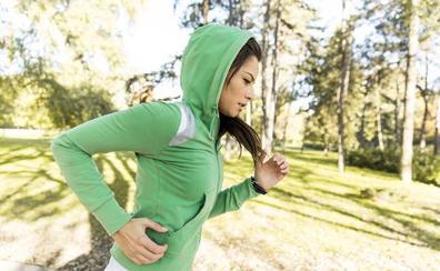 El deporte puede aliviar los síntomas de la regla