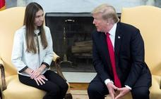 Trump exige a Rusia que salga de Venezuela