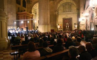 La Catedral acoge el concierto extraordinario de Cuaresma de la Banda Municipal de Música